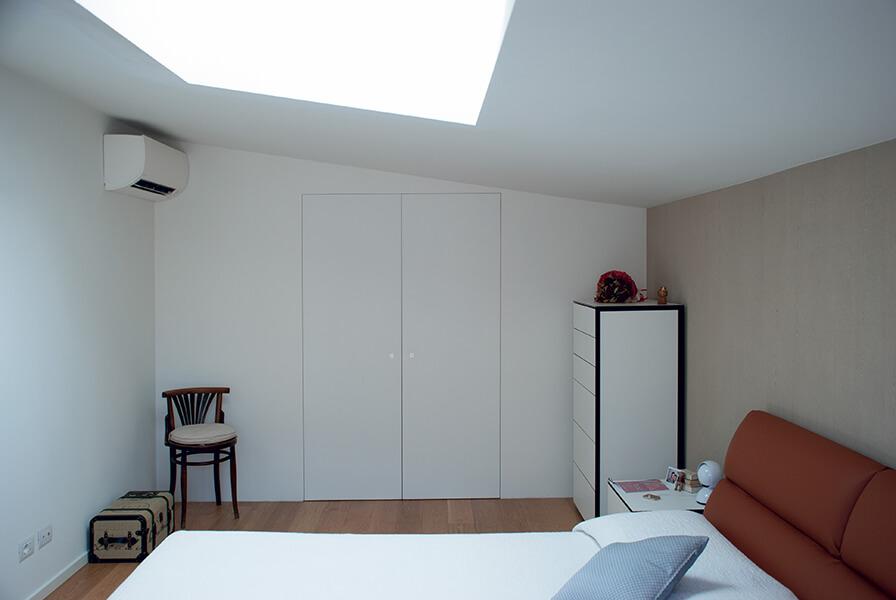 foto di Chiusure a parete per camera da letto