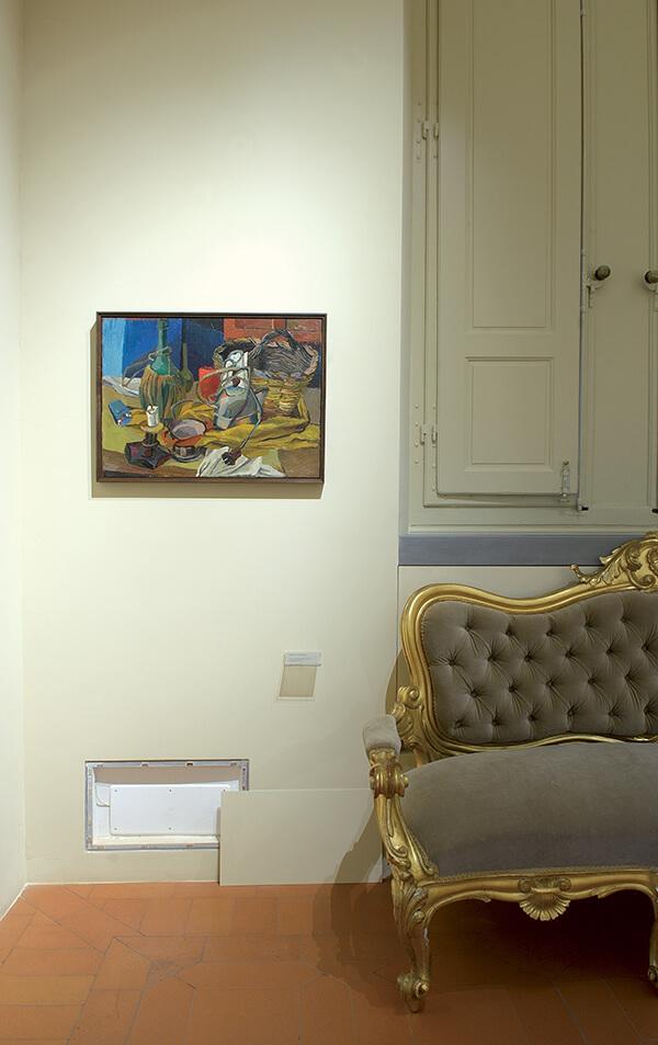 foto di chiusure invisibili aperte Palazzo Salimbeni