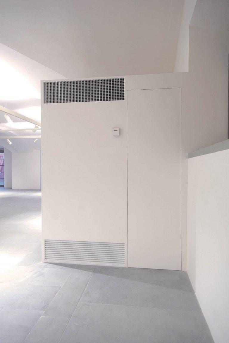 foto di chiusure invisibili chiuse a Firenze