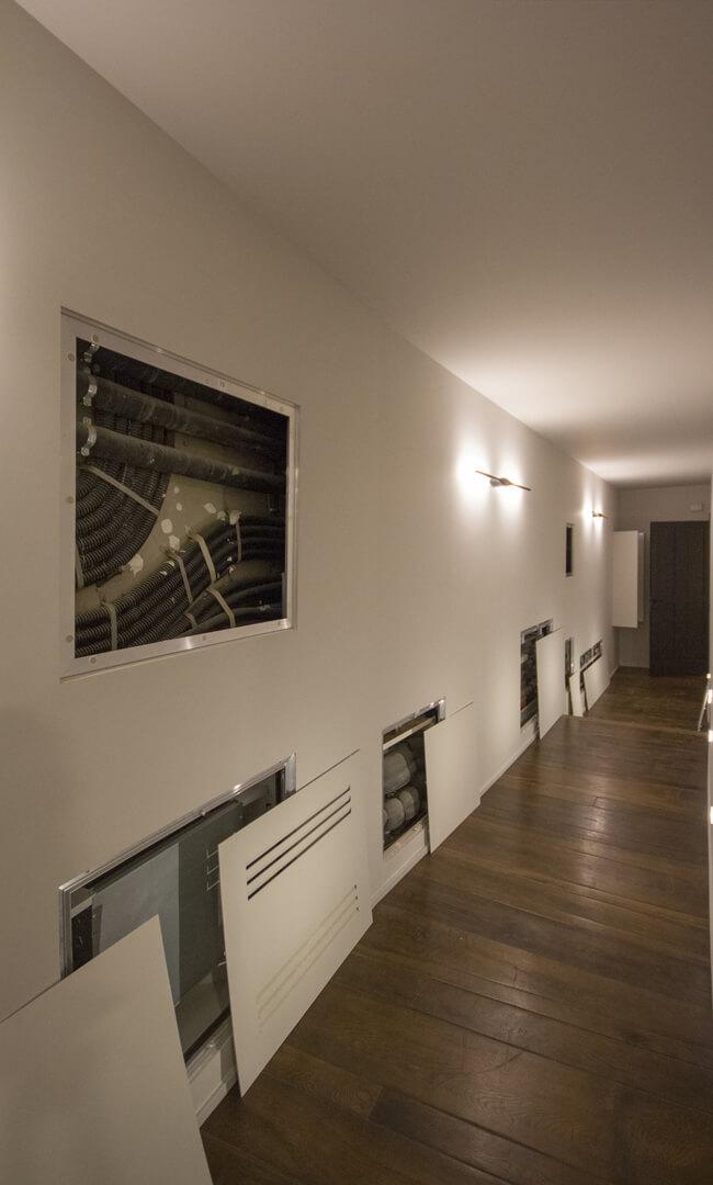 foto di chiusure invisibili aperte a Fiesole