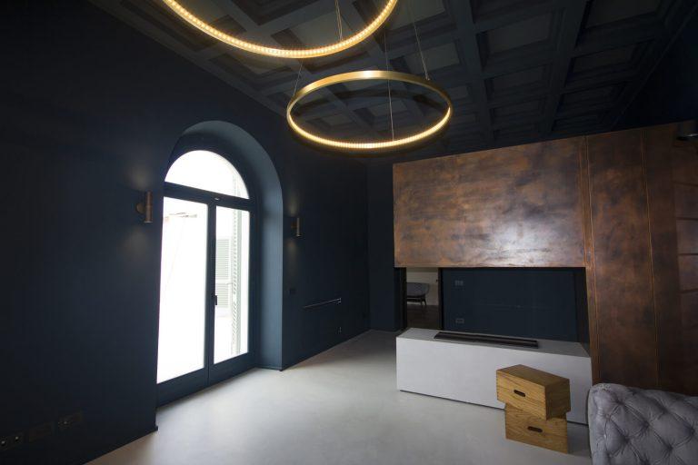 foto Impianti invisibili chiusi a Fiesole