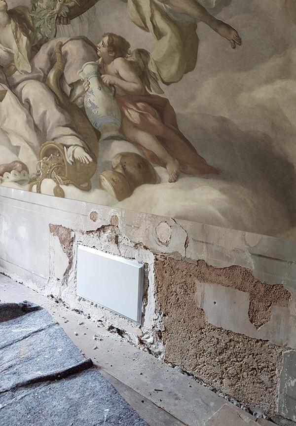 foto Chiusure invisibili impianti in villa privata