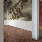foto impianti invisibili in villa palladiana dopo il lavoro