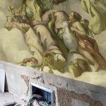 foto impianti invisibili in villa palladiana