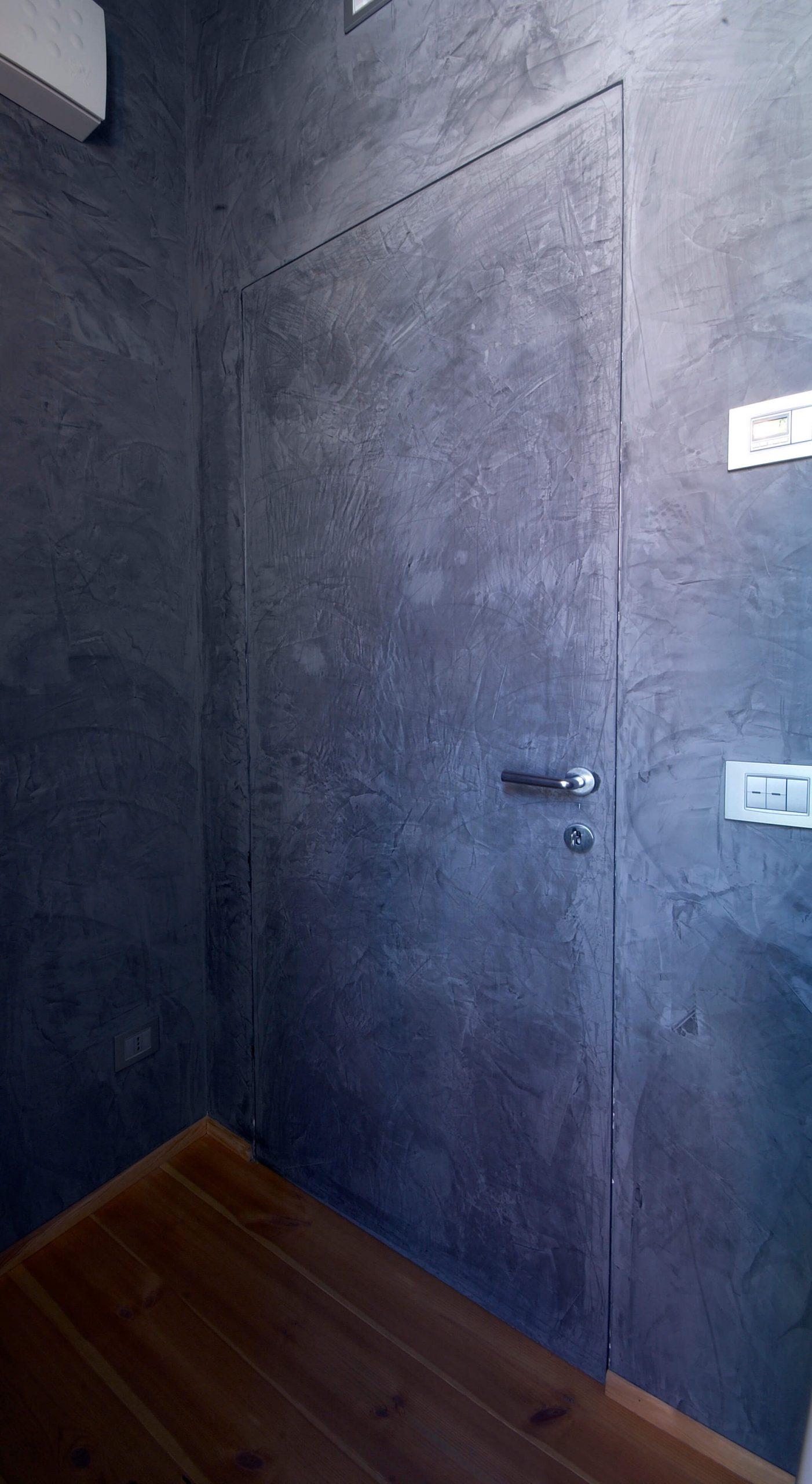 foto Porta filo muro chiusa resina
